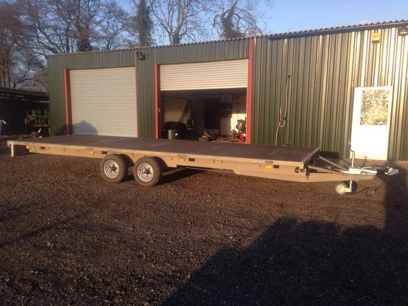 Aylesbury Trailer Servicing Workshop